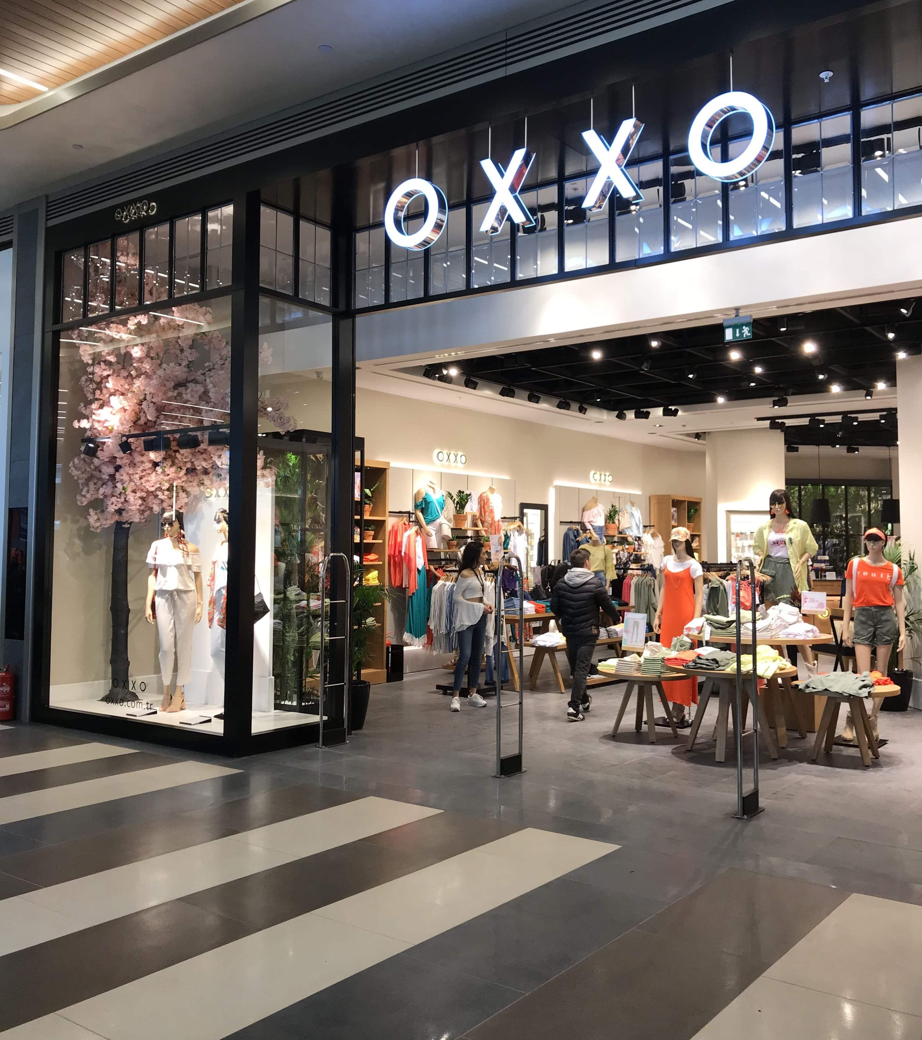 OXXO Mağaza Stok Sayım